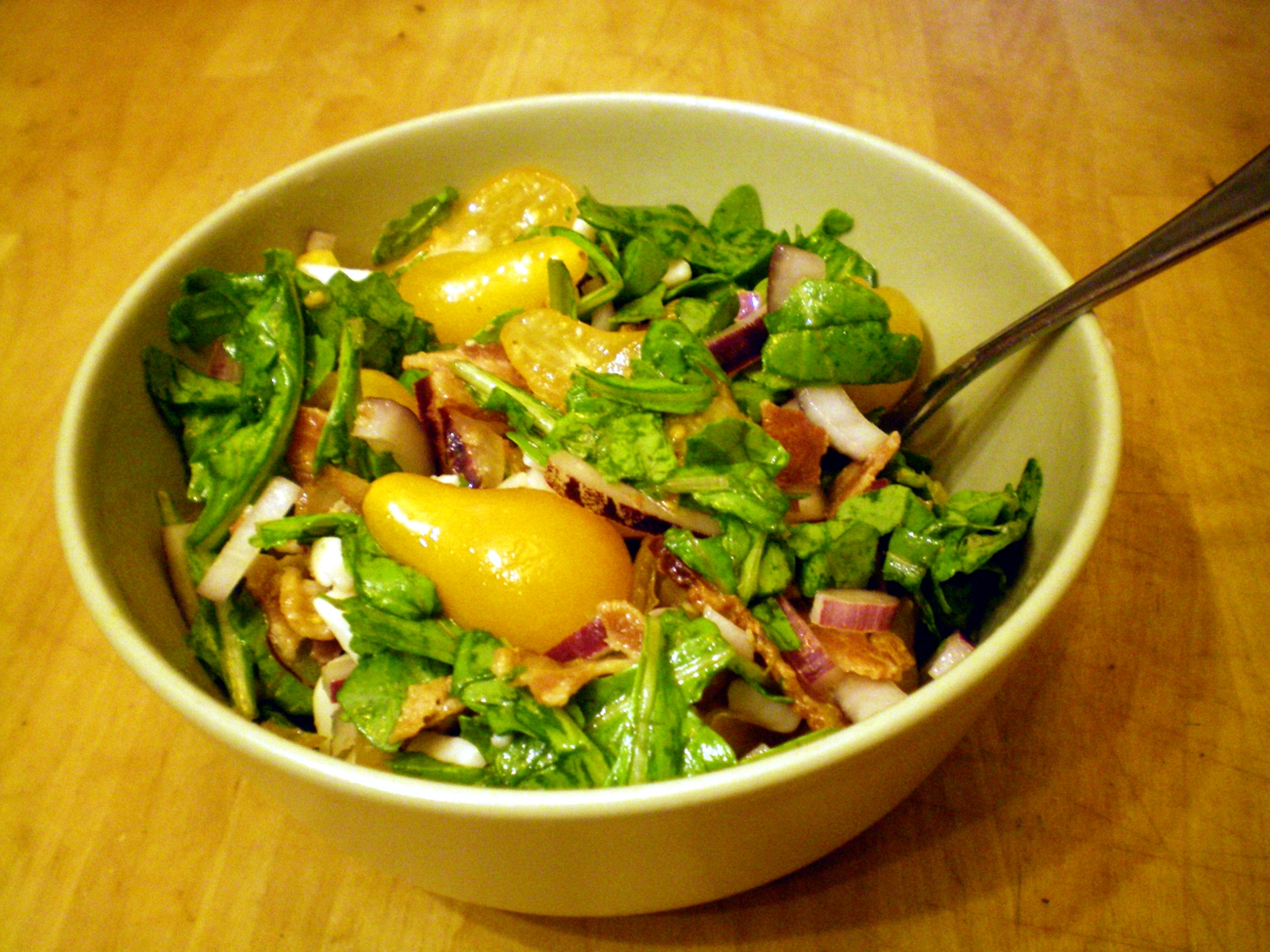 Rockin' Rocket Salad