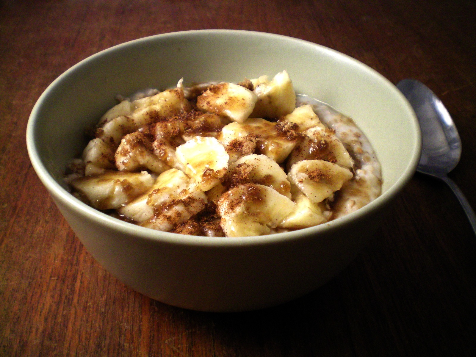 the perfect oatmeal