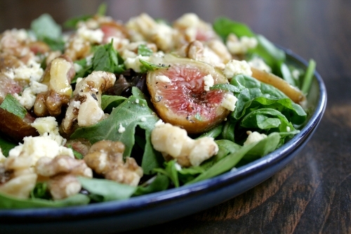 mediterranean fig salad